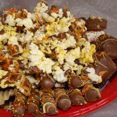 Small Chocolate Platter