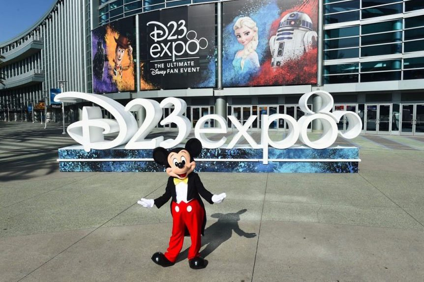 D23 Expo Parks and Resort Announcements