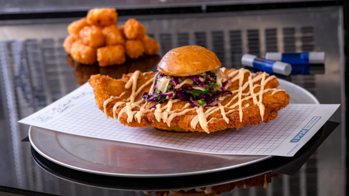 Funky Food Creations from Avengers Campus