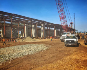 CTA Surveying | 5th Street Bridge Yuba City and Marysvale
