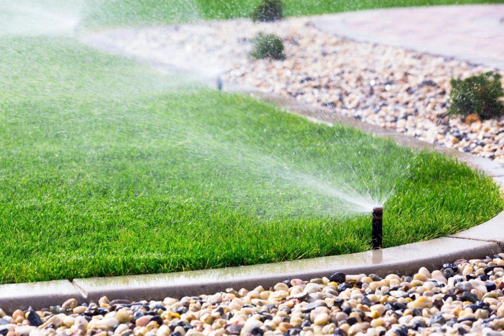 Lawn Sprinkler repair Sandpoint Idaho
