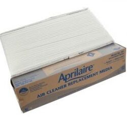 aprilaire disposable air filter replacement
