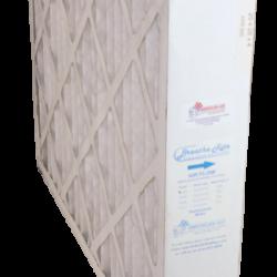 white box breathe rite disposable air filter