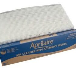 disposable aprilaire air filter replacement media
