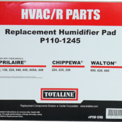 hvac replacement humidifier pad p110-1245