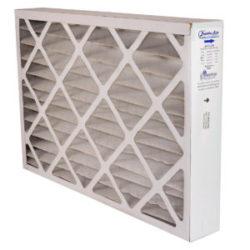 white box air filter disposable