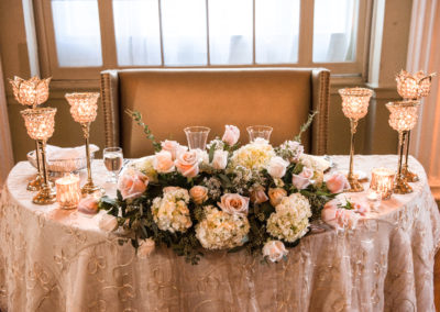 flowers design by Monica at trendy wedding style