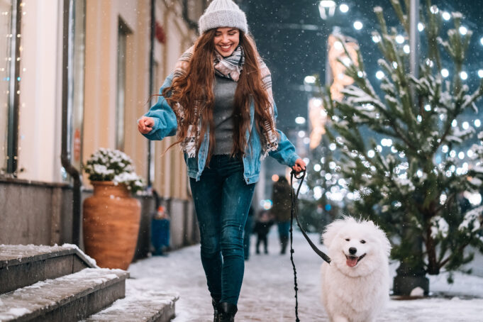 Family Features Pet Holiday Celebrations - Outdoors Michigan