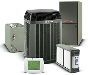 Air Conditioning Replacement Houston Trane