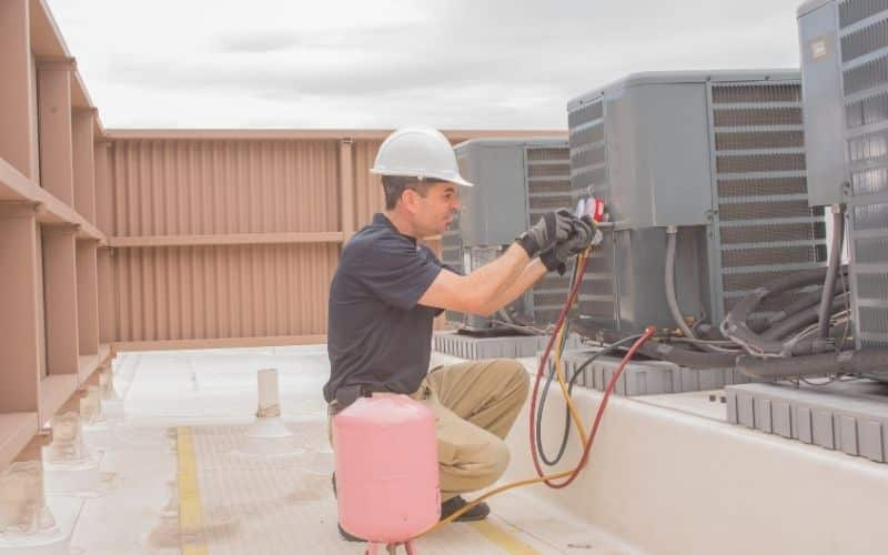 Fall Air Conditioning and Heating Maintenance in Spring, TX