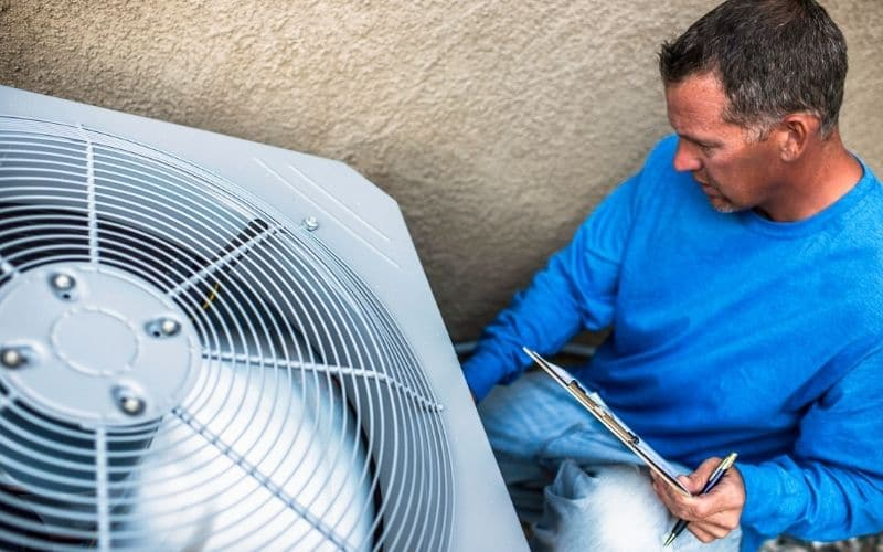 Air Conditioning Inspection in Spring TX