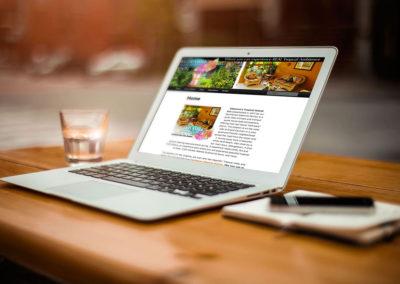 Jools Property Rental Website