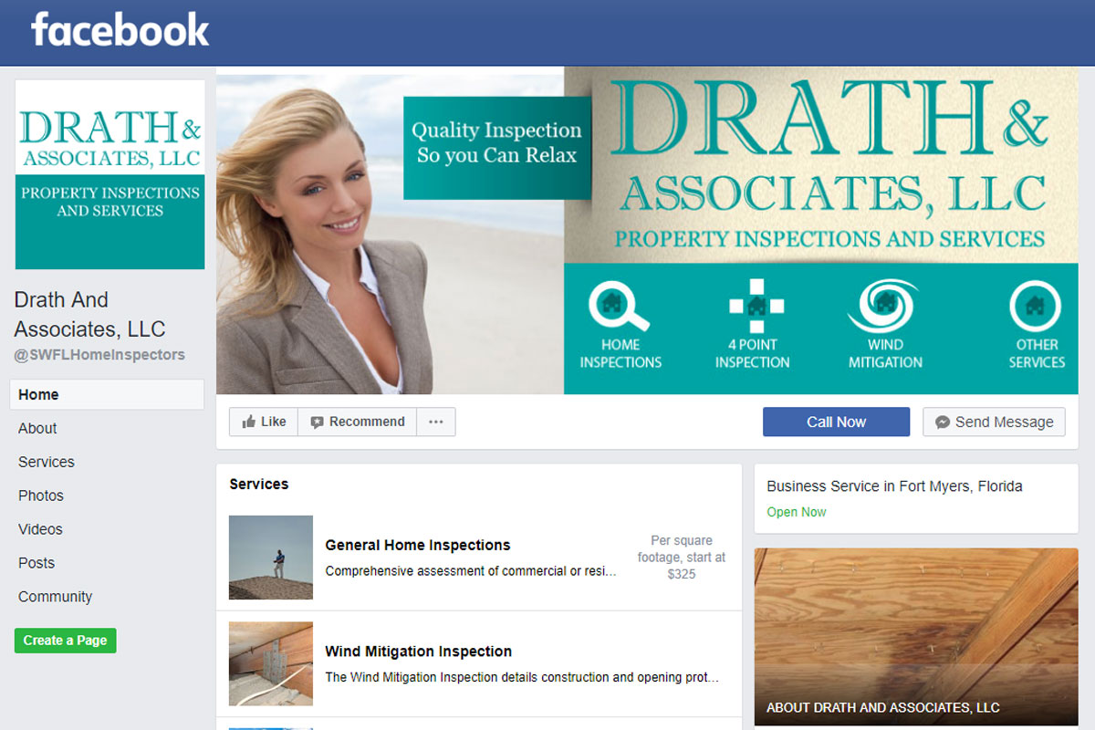 Drath and Associates Facebook Page