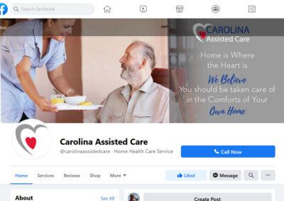 Carolina Assisted Care Facebook