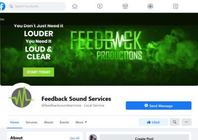 Feedback Production Facebook
