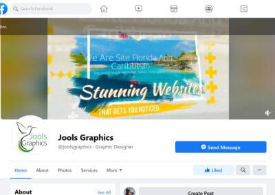 Jools Graphics Facebook