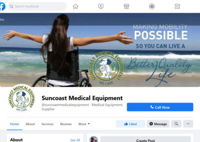 Suncoast-Medical-Equipment Facebook