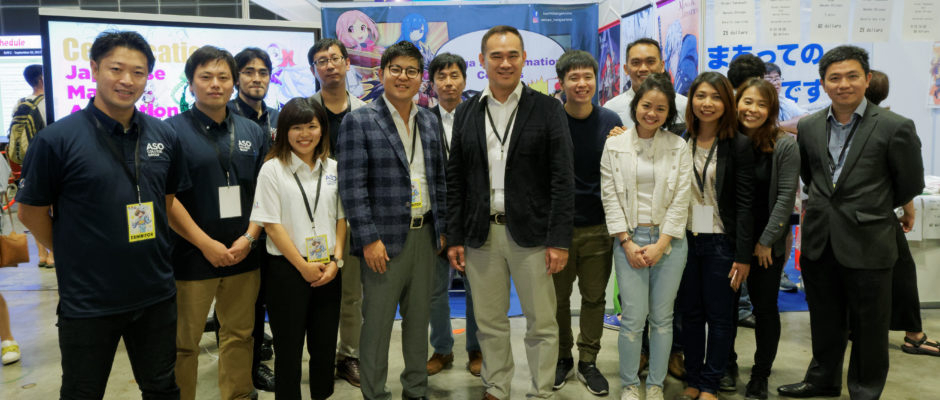 Japan-Singapore Company Collaboration To Offer A Fully-Online Japanese Manga And Anime Drawing Course