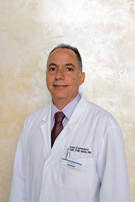Ivan Corredera, ARNP