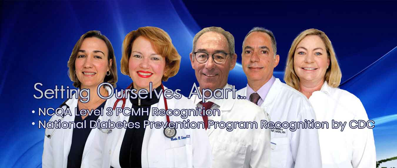 Primary care physicians at MMR Healthcare