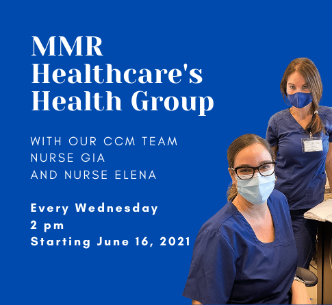 MMR Healthcare's Health Group