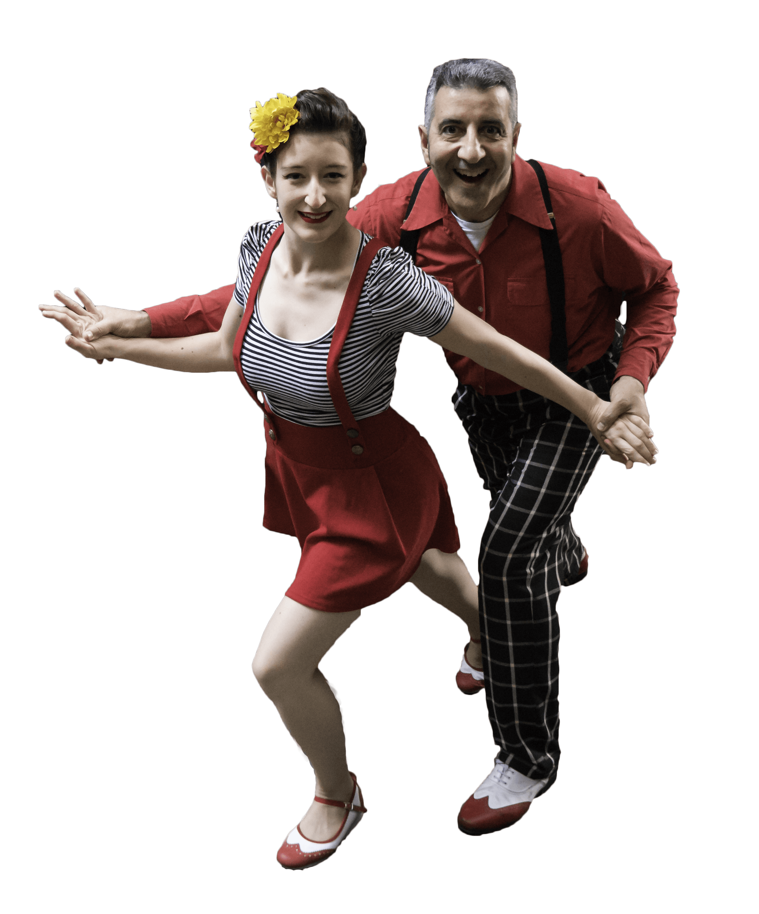 SwingdanceUK Anna & Simon