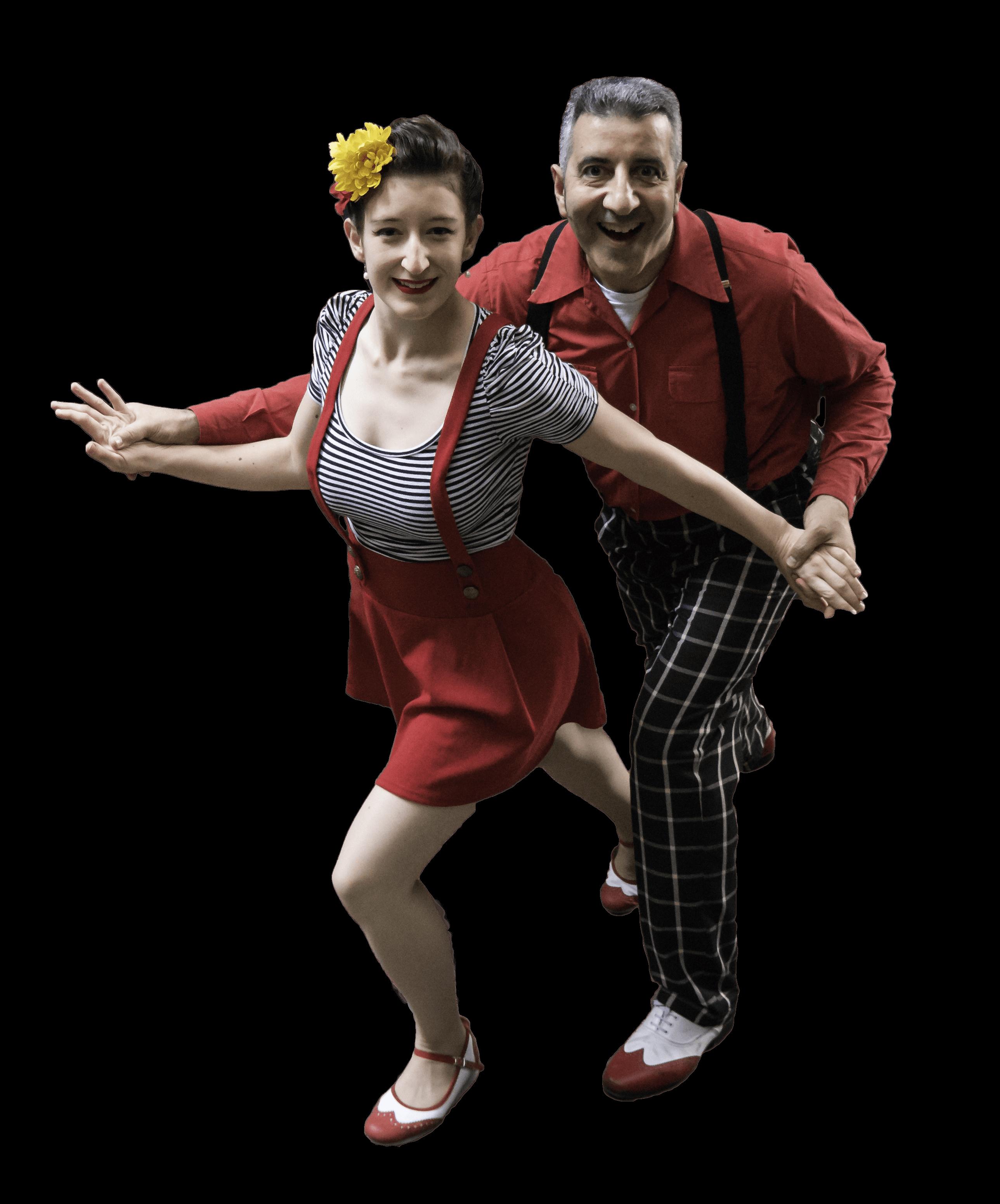 SwingdanceUK Anna & Simon