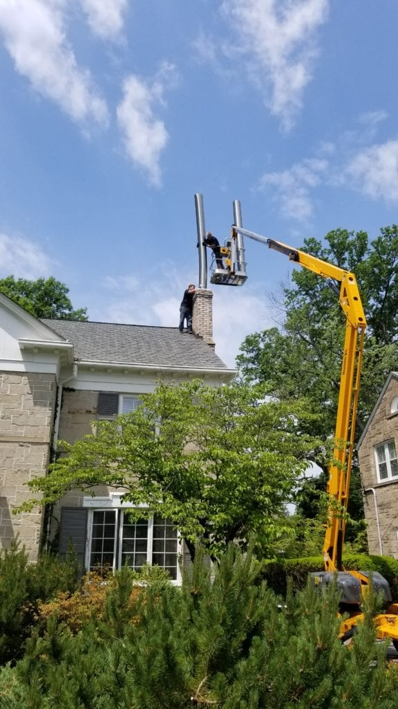 Cleveland ohio chimney cleaning cleaners caps fireplace flue damper doors chimney repair relinging smoke chamber crown leaks water smoke flashing masonry tuckpoint dryer vent (18)