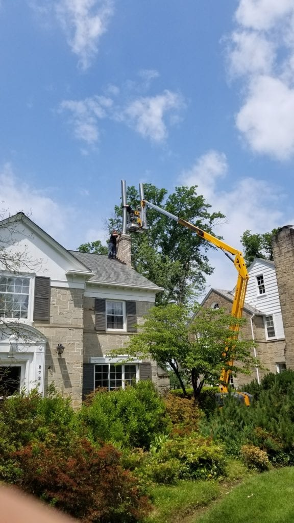 Cleveland ohio chimney cleaning cleaners caps fireplace flue damper doors chimney repair relinging smoke chamber crown leaks water smoke flashing masonry tuckpoint dryer vent (19)