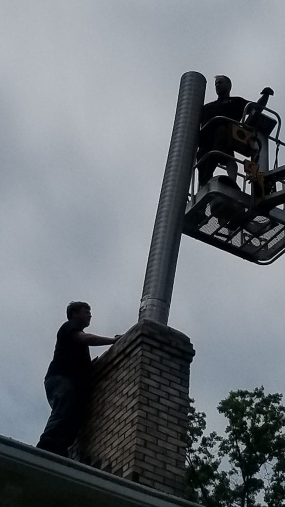 Cleveland ohio chimney cleaning cleaners caps fireplace flue damper doors chimney repair relinging smoke chamber crown leaks water smoke flashing masonry tuckpoint dryer vent (24)