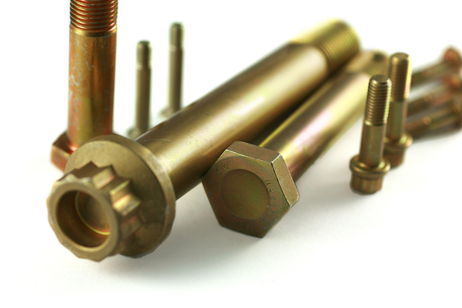 Aerospace Fasteners - Bolts & Screws