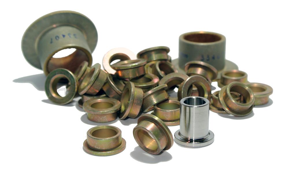 Custom Bearings & Bushings