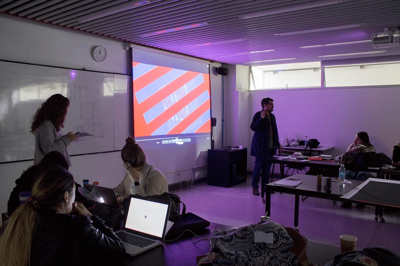 Workshop 'Libros de artista: diseño y creación' en Universidad del Desarrollo