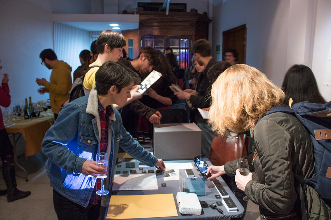 Presentamos 'Archivo Carta de Porto y Dendritas Editoriales' en Galería BECH.