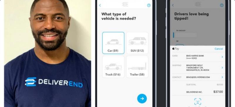 DeliverEnd speeds app to market with IndyCar sponsorship