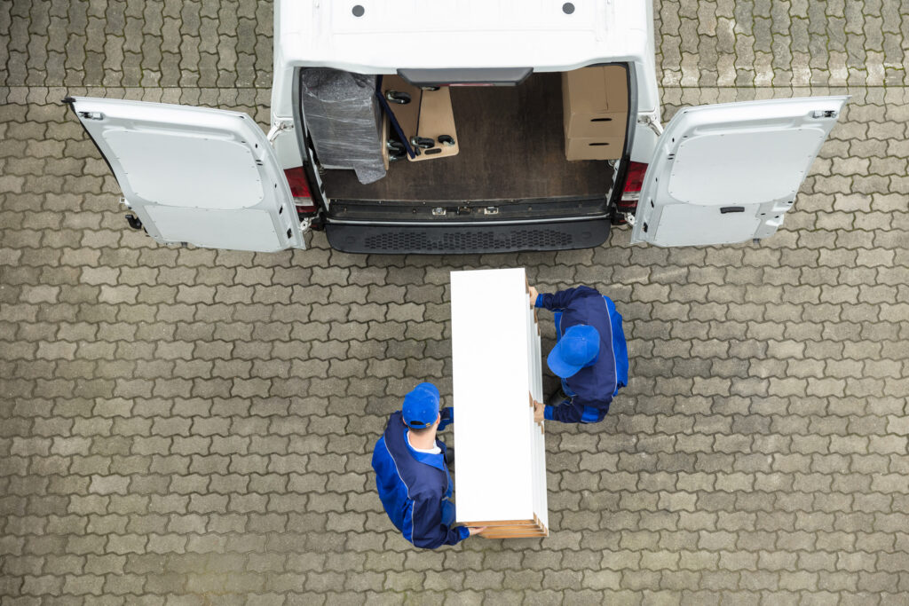 Furniture Delivery Services: Pickup and Delivery