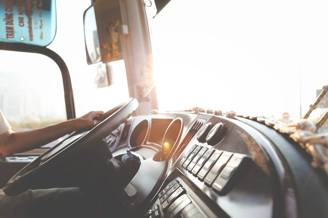trucking company driver