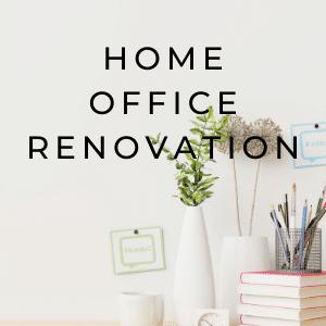 DIY home office renovation ideas NH