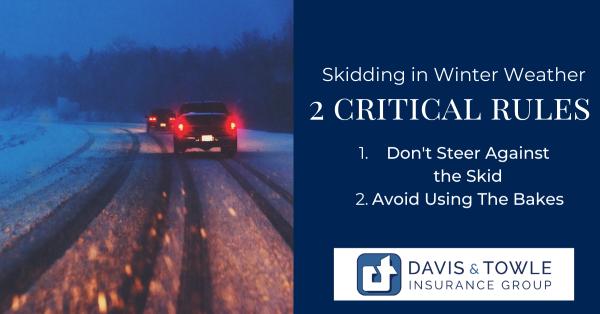 avoid winter skidding tips nh