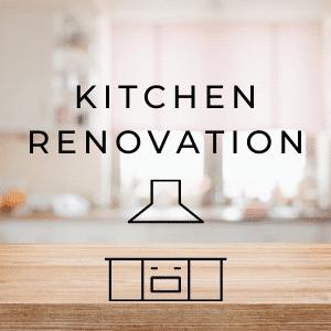 diy kitchen renovation NH