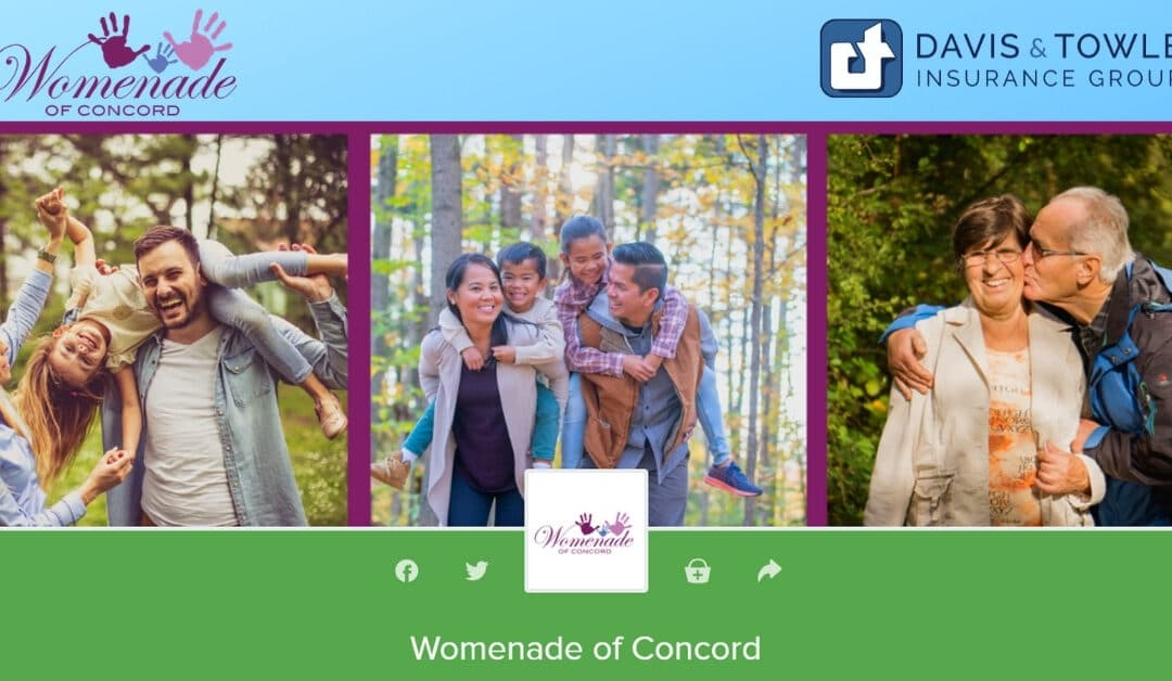 Davis & Towle Plans $500 in Matching Donations to Womenade of Concord During NH Gives 2021