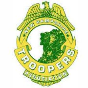 NH troopers association logo