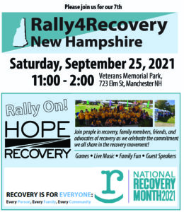 Rally4Recovery NH