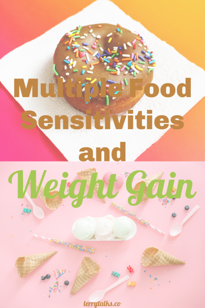 Multiple Food Sensitivities and Weight Gain
