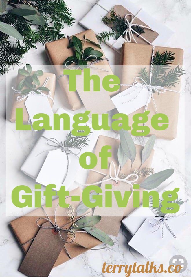 The Language of Gift Giving