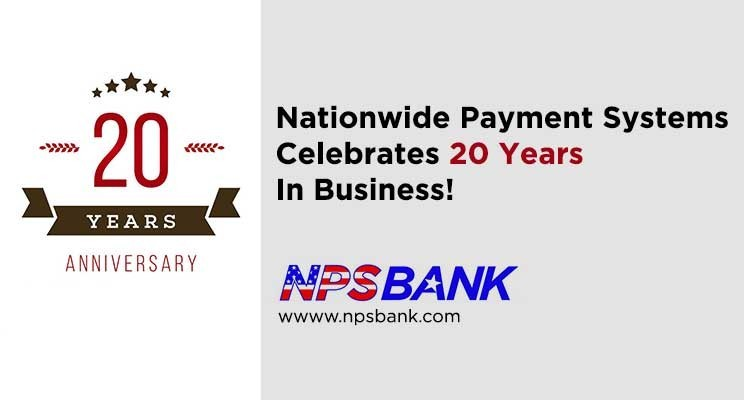 NPSBank Celebrates 20 Years In Business!