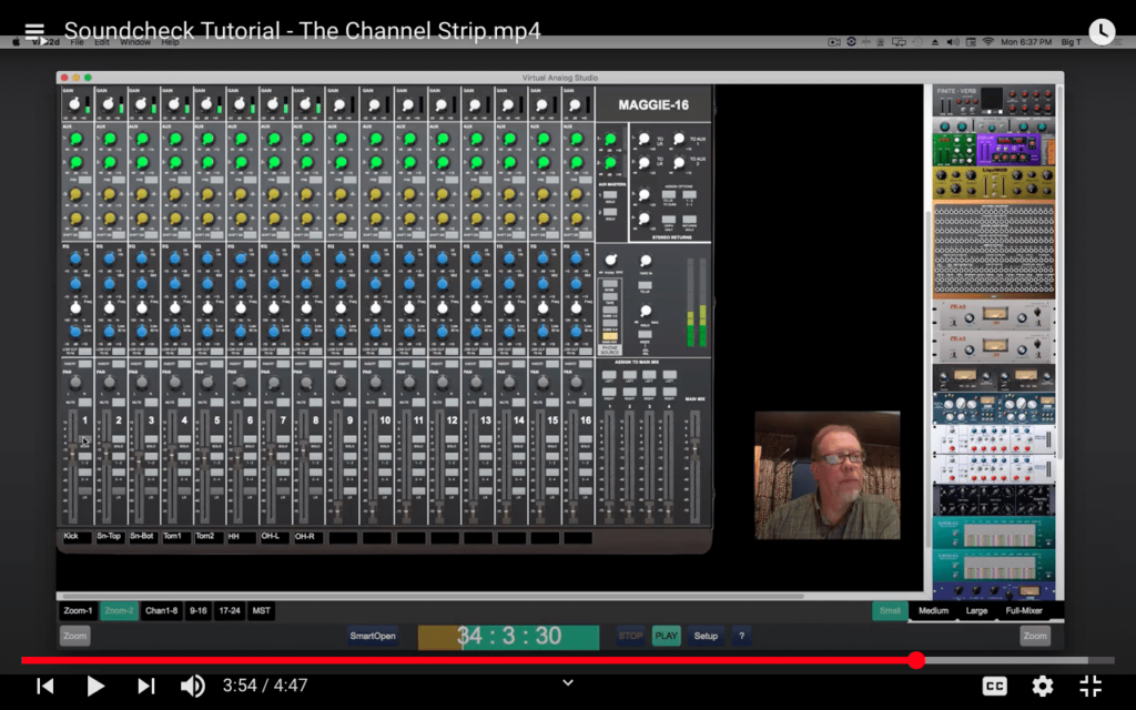 Soundcheck_Tutorials_Youtube_AnthonySchultz