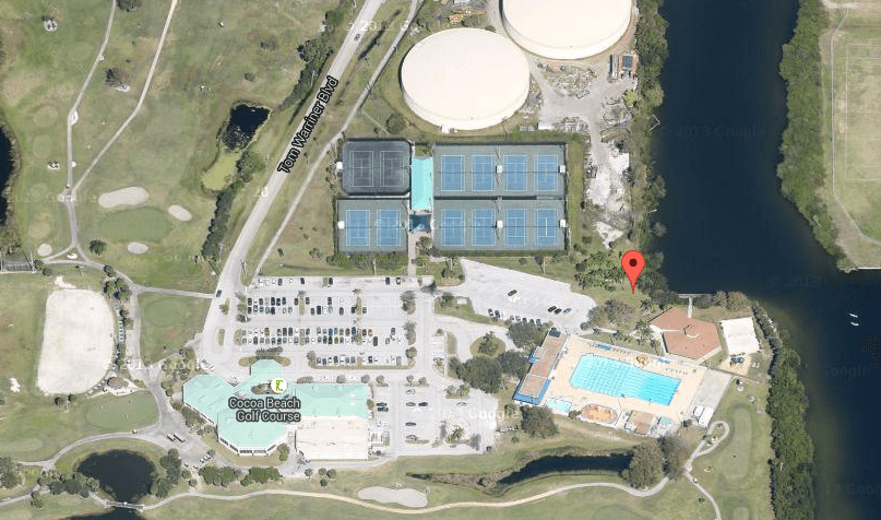 Cocoa Beach Country Club Launch Location