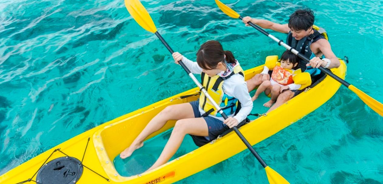 Cocoa Beach Kayaking