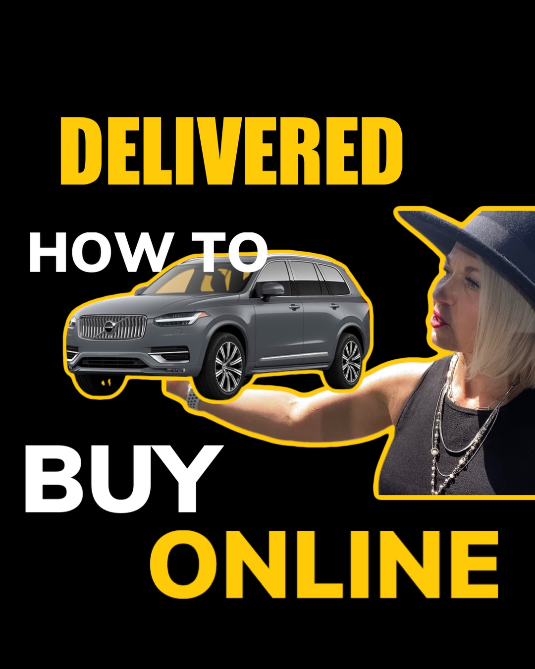 How to buy a car online